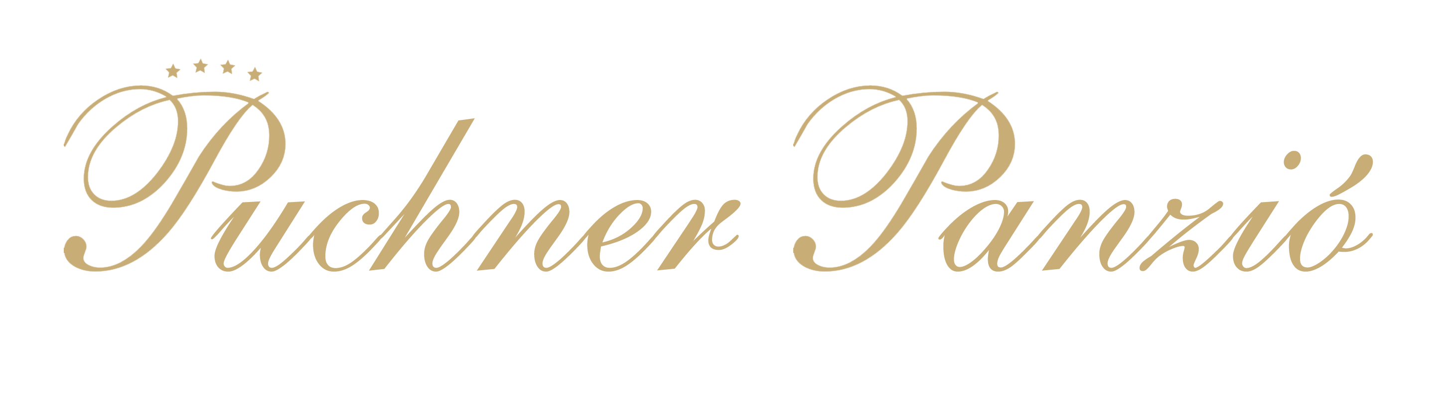 Puchner Panzió logo